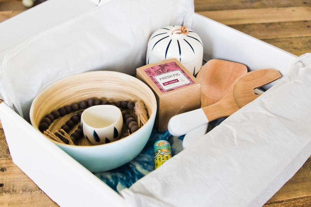 Summer 2019 home decor box