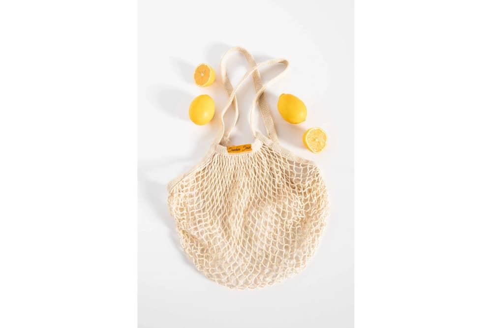 organic reusable tote bag
