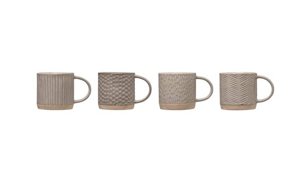 large ceramic mug
